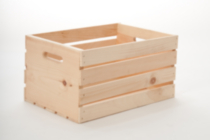 "18"" Wood Crate"