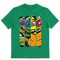 Teenage Mutant Ninja Turtles Boys T-Shirt XL