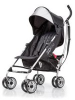 Summer Infant 3D Lite Convenience Stroller Black