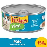 Purina® Friskies® Pate Mariner's Catch Cat Food