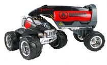 Jacknife Radio Control Vehicle - Red