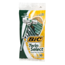 BIC® Twin Select® Sensitive Skin Mens' Shavers