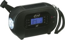Freeplay Buddy Encore Multi-powered Weather Band Radio with Flashlight and Cell Phone Charger