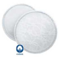 Philips AVENT SCF155/06 Washable Breast Pads, 6-Pack