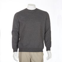 Athletic Works Men's Popover Fleece Sweater