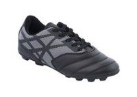 Athletic Works Big Boys' Soccer Cleats Shoes Black 4
