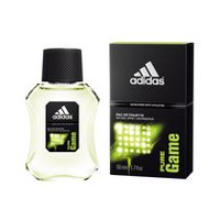 adidas Men's Pure Game Eau de Toilette Natural Spray
