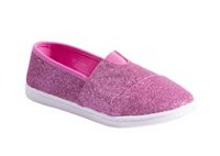 George Girls' Casual Slip-on Shoes Pink 4