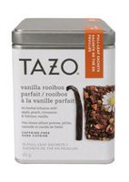 Tazo Vanilla Rooibos Herbal Tea
