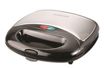 Brentwood Non-Stick Dual Waffle Maker, Black