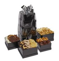 1st Birthday Gift Ideas From Godparents Baskets By On Occasion Black Tower Basket