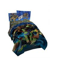 TMNT Dark Ninja Comforter  - Twin/Full