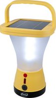 Freeplay Solar/USB Rechargeable Lantern with Emergency Siren and Power Out USB