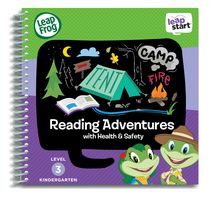 LeapFrog LeapStart Kindergarten Reading Adventures Activity Book