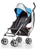 Summer Infant 3D Lite Convenience Stroller French Blue