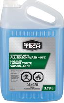 Lave-glace SuperTech -40 °C Toutes saisons
