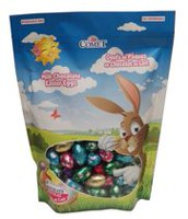 Comet Milk Chocolate Easter Eggs