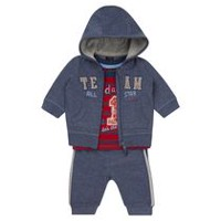 George British Design 3PC Baby Boys' Sweat Pant Set 12-18 months