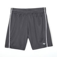 Athletic Works Boys' Soccer Shorts Dark Grey XL/TG