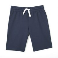 George Boys' French Terry Short Marine M/M
