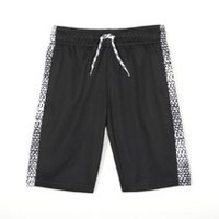 Athletic Works Boys' Training Shorts Black XS