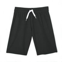 Athletic Works Boys' Mesh Short Black M/M