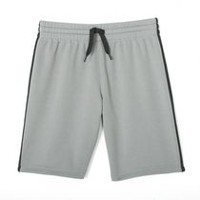 Short Athletic Works pour garçons, en filet Gray TG