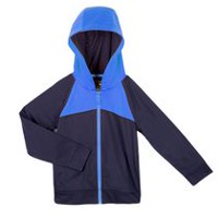 Veste à capuchon de performance Athletic Works pour garçons Marine L/G
