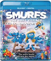 Smurfs: The Lost Village (Blu-Ray + DVD + Digital HD) (Bilingual)