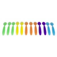 The First Years Take & Toss Infant Spoons - 12 pack, colours may vary