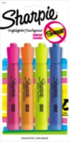Sharpie Tank Highlighters, 4-Pack