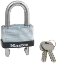 "1-3/4""(44mm) Warded Laminated Padlock"