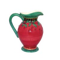 Counseltron Holly Berry Pitcher
