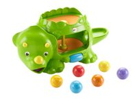Fisher-Price Double Poppin' Dino Toy