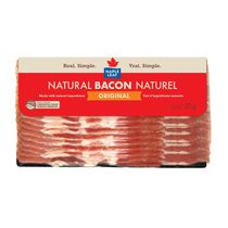 Maple Leaf Original Natural Bacon
