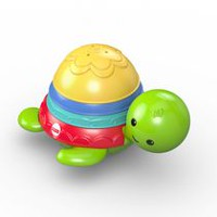 Fisher-Price Stack & Strain Bath Turtle Toy