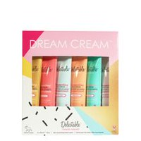 Assortiment de crèmes pour les mains Dream Cream de Delectable by Cake Beauty