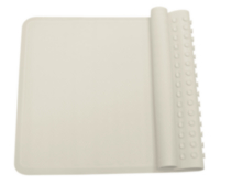 Rubbermaid White Bath Mat