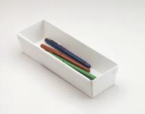 organisateur tiroir en blanc de rubbermaid - Organisateur De Tiroir