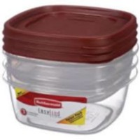 Rubbermaid Easy Find Lids Container Value Pack