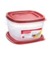 Rubbermaid Easy Find Lids Value Pack