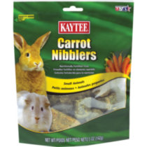 Kaytee® Carrot Nibblers® Small Animals