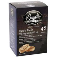 Bradley Smoker Pacific Blend Bisquettes