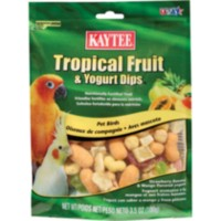KAYTEE® Tropical Fruit & Yogurt Dips™ Oiseaux de compagnie