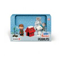 Schleich A Charlie Brown Christmas Peanuts