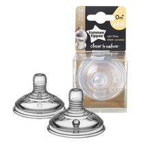 Tommee Tippee Closer to Nature Variable Flow Nipples