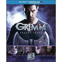 Grimm: Season Three (Blu-ray + Digital HD)