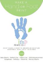 Imp Prints Green Paint Swab