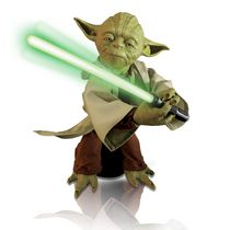 Star Wars Legendary Toy - Jedi Master Yoda