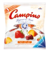 Campino Yogourt & Fruit Assorted Candies